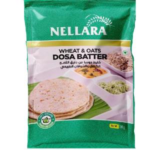 Nellara Wheat & Oats Dosa Butter 1kg