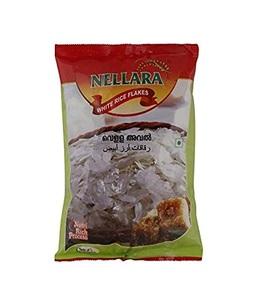 Nellara White Rice Flakes 500g