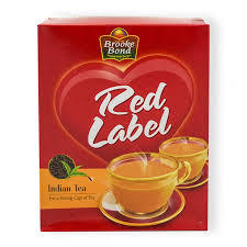 Red Label Tea Ctc Leaf 450g