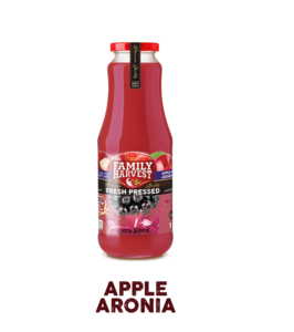 Family Harvest Fresh Apple & Aronia 1L