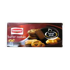 Brittania Butter Cookies 200g