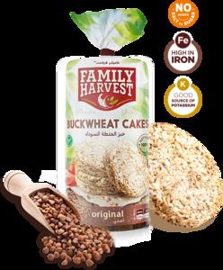 FM Rice Cake Buckwheat 100g