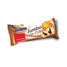 Jumbo Twin Cake Fruit 60g