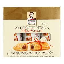 Vicenzi Mini Snack Hazelnut 75g