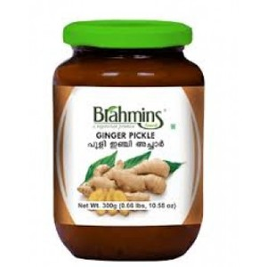 Brahmins Ginger Pickle 300g