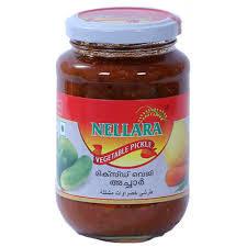 Nellara Mixed Pickle 400g