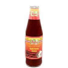 Safa Chilli Garlic Sauce 340g