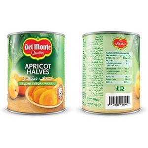 Del Monte Apricot Halves 420g
