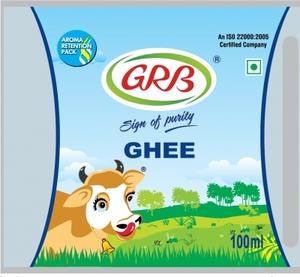 GRB Ghee 100ml