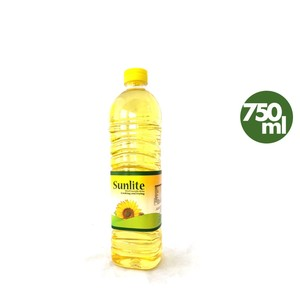 Sunlite Mixed Veg Cooking Oil 750ml