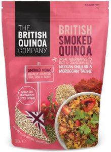 British Smoked Quinoa 300g