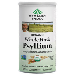 Organic India Whole Husk 100g
