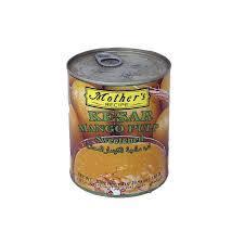 Mothers Recipe Kesar Mango Pulp 850g
