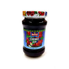 Natco Cherry Jam 450g