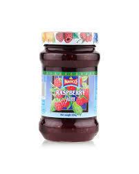Natco Jam Rasberry 450g