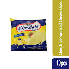 Chesdale Sliced Cheese 167 g