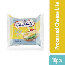 Chesdale Sliced Cheese Lite 167g