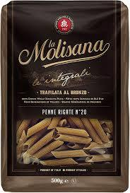 La Molisana 20 Penne Rigat Intergrali 500g