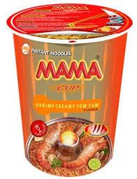 Mama Shrimps Creamy Tom Yum 70g