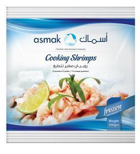 Asmak Shrimps Skewers Easy Peel HOSO 20/30 300g