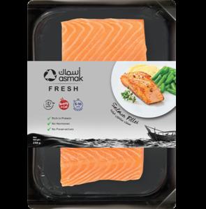 Asmak Scottish Salmon Fillet 200g