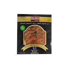 Delsea Smoked Tuna Pre-Sliced 100g