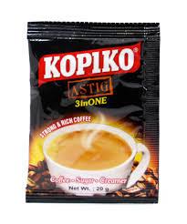 Kopiko Astig 3N1 Coffee 20g