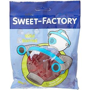 Sweet Factory Wild Berries 160g