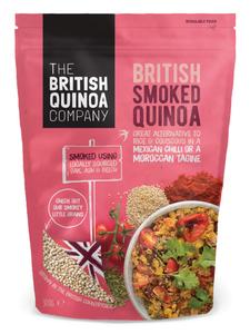 British Organic Quinoa 300g