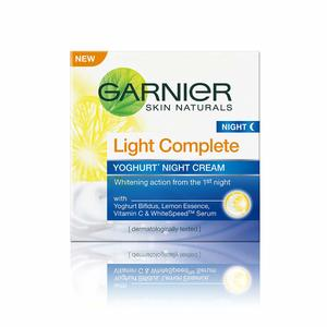Garnier Fairness Night Cream 50ml
