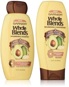 Garnier Avocado Shampoo + Conditioner 2x400ml