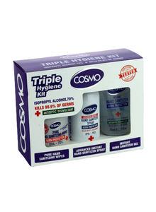 Cosmo Triple Hygiene Kit 1set