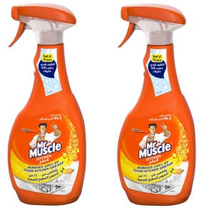 Mr.Muscle Kitchen Cleaner Trigger 2x500ml
