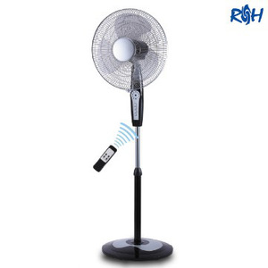 """Daewoo 16"""" Stand Fan With Remote 1pc"""