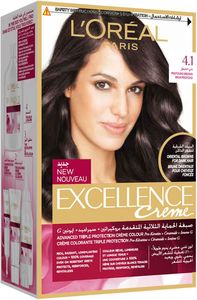 L'Oreal Excellence Hair Color Profound Brown 1kit