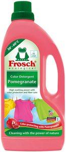 Frosch Color Liquid Detergent Pomegranate 2x1.5L