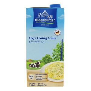 Oldenburger Cooking Cream 1L
