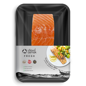 Asmak Salmon Fillet Scotland 200g