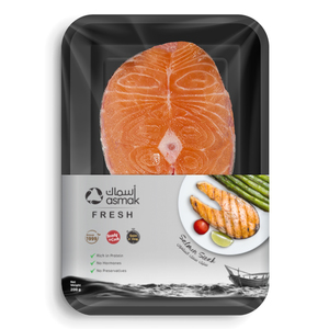 Asmak Salmon Steak Norway 200g