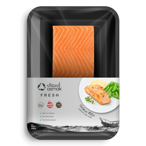 Asmak Salmon Fillet Norway 200g