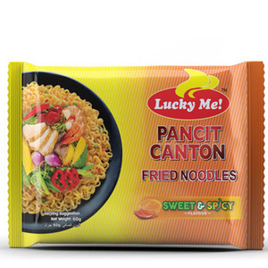 Lucky Me Pancit Canton Sweet & Spicy 60g