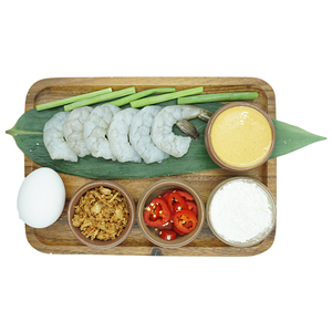 Lava Rock Shrimps Kit 1kit