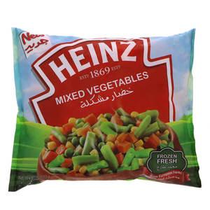 Heinz Frozen Mix Vegetable 3x450g