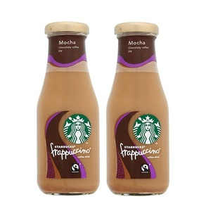 Starbucks Frappuccino Mocha 2x250ml