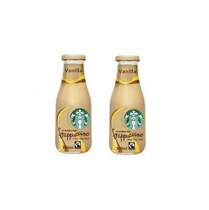 Starbucks Frappuccino Vanilla 2x250ml