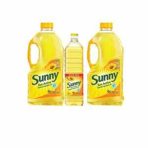 Sunny Sunactive Oil 2x1.5L+750ml