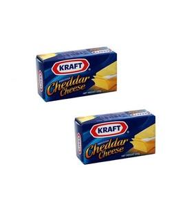 Kraft Cheddar Blocks 2x500g