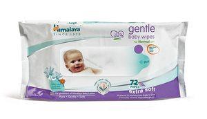 Himalaya Sensitive Baby Wipes 3x56s