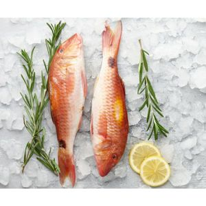 Wild Red Mullet Fresh Cleaned UAE 500g