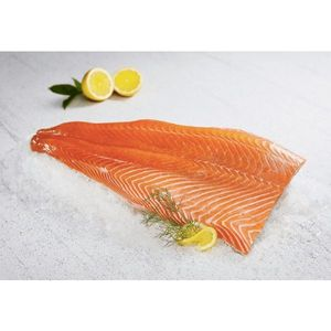 Smoked Salmon Fillet Frozen Norway 1.4kg